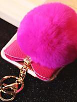 автомобиль ключ алмаз волосы мяч лук брелок милые дамы сумку кулон