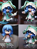 Date A Live PVC 15cm Anime Action Figures Model Toys Doll Toy 1set
