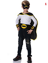 Halloween Costumes Anime Clothing Children Superman Captain America Spiderman Batman Iron Man Cloak