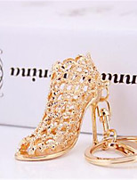 Hollow High Heels Car Key Chain