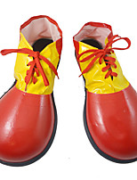 1PC  Halloween Costume Party Clothing  Clown Shoes