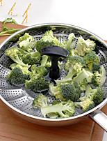 Vegetable Steamer 1PC Multi-Funktional / Beste Qualität / Gute Qualität / Kreative Küche Gadget Kochutensilien EdelstahlKreative Küche