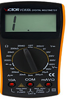 vc830l цифровые карманные часы