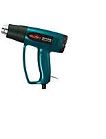 ferramenta folha de temperatura ajustável pistola de ar quente de trabalho atual 8a tensão avaliado 220V