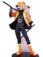 Naruto Naruto Uzumaki PVC 22cm Anime Action Figures Model Toys Doll Toy 1pc