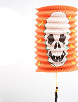 1pc die Teleskop tylinder Laternen für Halloween-Kostüm-Party