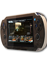 4.3 inch portable game player handheld game console camera video music for gba nes gbc smc smd mini game