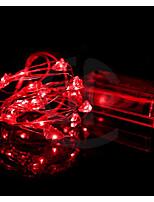 10M Purple 100-LED Christmas Star  String Light 8 Sparking Modes (220V)