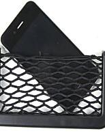 utensilio de coche caja de red del sistema de teléfono del coche escombros caja de la bolsa del bolso de la recepción cuadro t9-3d 1886