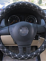 Bordeaux Car Steering Wheel Cover Sports Steering Wheel Cover