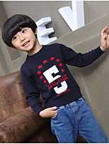 Boy's Casual/Daily Solid Sweater & CardiganWool Winter / Spring / Fall Blue
