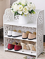 Wood for Shoes Rack & Hanger Others Ivory