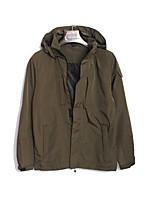 Hiking Softshell Jacket Unisex Waterproof / Thermal / Warm / Windproof / Ultraviolet Resistant