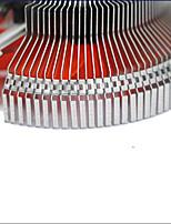 бесшумные AMD Intel процессор радиатор настольный компьютер вентилятора CPU 775 1150 1155
