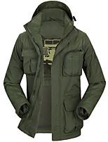Wandern Softshell Jacken UnisexAtmungsaktiv / warm halten / Rasche Trocknung / Windundurchlässig / UV-resistant / tragbar /