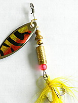 Sequins bionic bait Feathers and 6 g road and the fishing bait