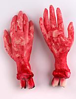 1pc main cassée pied cassé pour costume de halloween