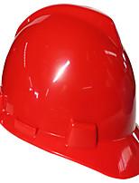 ABS Material Anti-Smashing Helmet (Red)