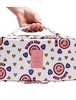 Fashion Portable Nelon Multi-function Bra Underpants Travel Storage(Random Color)