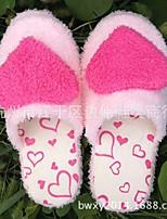 Damen-Slippers & Flip-Flops-Lässig-KaschmirOthers-Blau / Rosa / Lila