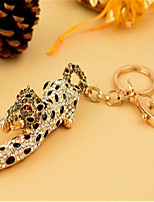 Car Key Ring Metal Creative Animal Stereo Key Pendant