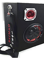 100 Cats Active 10-Inch Square 12v24v Car Subwoofer Car
