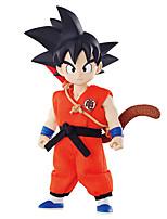Dragon Ball Goku PVC 12cm Figures Anime Action Jouets modèle Doll Toy