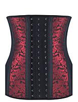 Для женщин Корсет под грудь Ночное белье Сексуальные платья Жаккард-Средний Спандекс Несколько цветов Женский