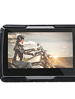 4.3 Inch Motorcycle GPS Car GPS Navigation IPX7 Waterproof 8GB Internal Memroy Bluetooth BT With MAPS High Quality