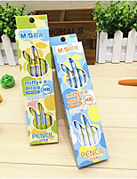 Miffy Round Rod Pencil(12PCS)