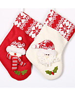 Two Packaged For Sale Santa Claus Small Christmas Tree To Hang My Socks