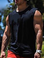 Masculino Camiseta Intima Masculino Algodão