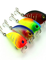 1 pcs Vibration/VIB Fishing Lures Vibration/VIB Random Colors g/Ounce mm inch,Hard Plastic Bait Casting