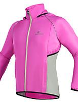 Trilha Blusas Unissexo Respirável Primavera / Outono Náilon Chinês Azul / Rosa Claro M / L / XL / XXL / XXXL Ciclismo/Moto / Corrida-