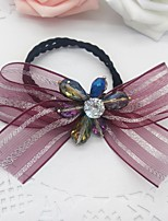 Women Gemstone & Crystal / Fabric HeadbandCasual