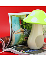 Mushroom Colorful Light Small Sound Laptop Speaker