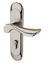 Stainless Steel Interior Door Lock Hold Hand Lock