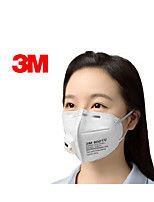 Genuine 3M9001V Masks Anti-Pm2.5 Professional Anti-Fog Haze Anti-Industrial Dust Dust MasksA Pack of 10