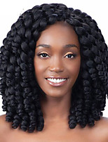 Bouncy Curl Tresses Twist Extensions de cheveux 12 Kanekalon 20 Brin 80 gramme Braids Hair