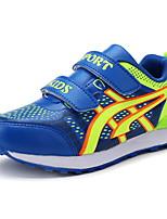 Unisex Sneakers Spring / Summer / Fall / Winter Comfort PU Outdoor / Athletic / Casual Flat Heel Hook & Loop  Sneaker