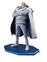 One Piece Cosplay PVC 23cm Anime Action Figures Model Toys Doll Toy Monkey D Garp