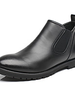 Men's Boots Winter Fashion Boots / Chelsea Boots / British Style / New Arrival /Hot Sales / Black Boots