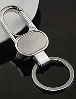 Metal Key Ring Car Waist Buckle