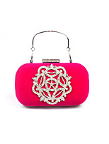 Women Velvet Event/Party / Wedding Evening Bag