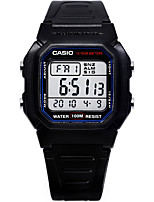 Casio Watch Fashion Multi-functional Sport Electronic Male Watch W-800H-1A