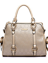 Women PU / Cowhide Casual Tote