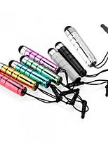 szkinston 8-in-1-Kugel kapazitive Touch-Pen mit Anti-Dämmerung Stecker Metalle Kapazität Feder für iphone / iPod / iPad / Samsung und