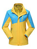 Жен. Женская куртка Зимняя куртка Куртки 3-в-1 Катание на лыжах Отдых и Туризм Охота Снежные виды спорта СноубордингВодонепроницаемый