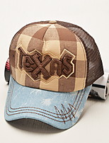 Letters embroidery net cap Tourism is prevented bask in a baseball cap Outdoor sun hat Breathable / Comfortable