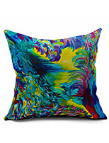 Cotton Linen Throw Pillow Case Home Decorative  Cushion Cover Pillowcase Car Pillow cover(Set of 1)